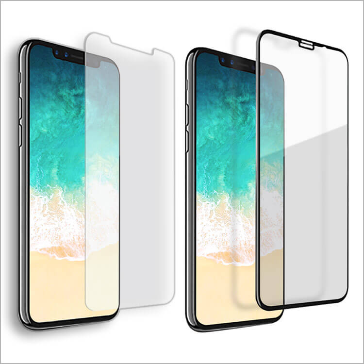 Ballistic Glass Screen Protection for the iPhone 8